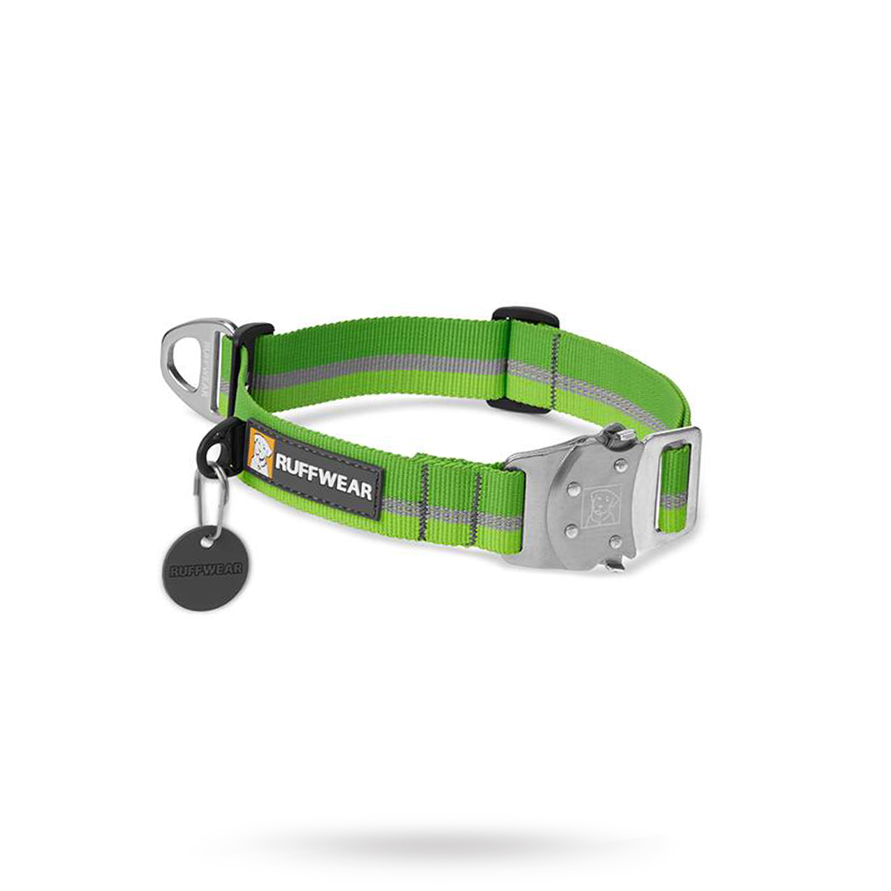 Top Rope Justerbart Halsband - Grön