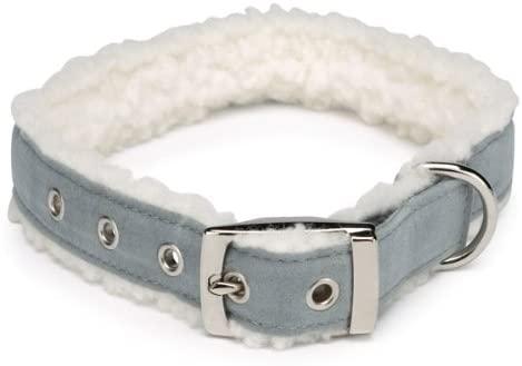 Cozy Sherpa Halsband - GRÅ