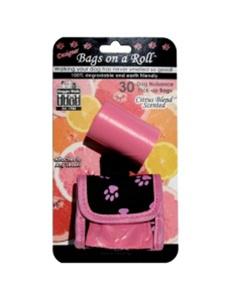 Designer Bag - Pink Paw - Inne / Ute