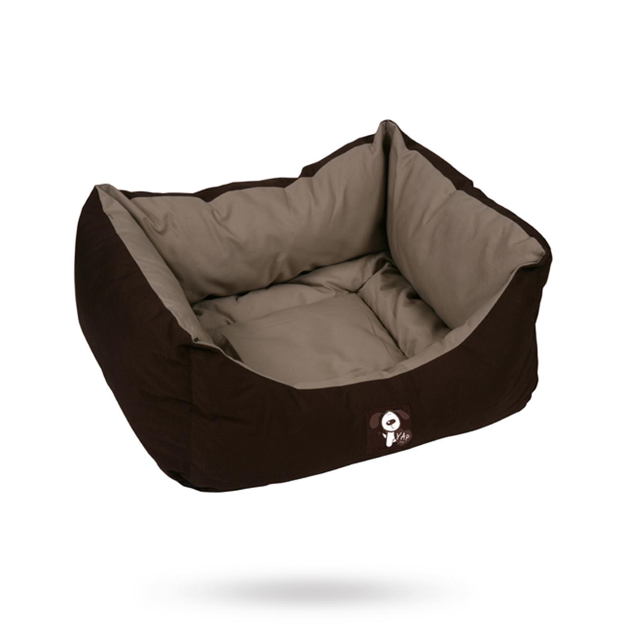 Aluna Square Bed