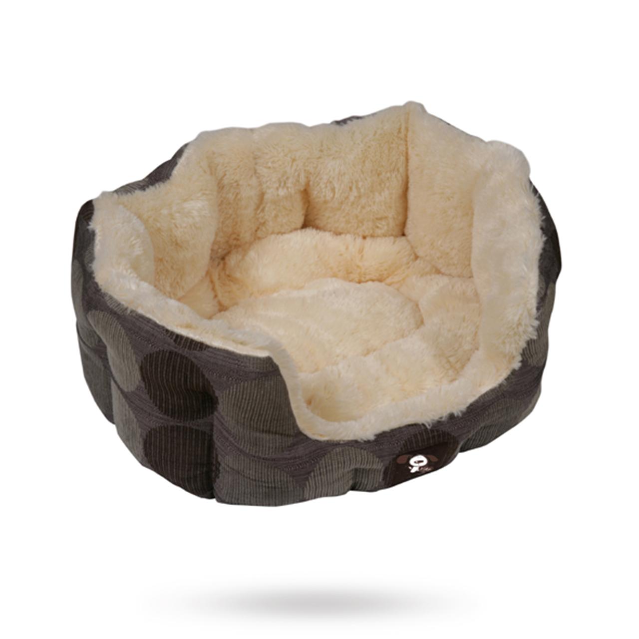 Zacht Oval Bed