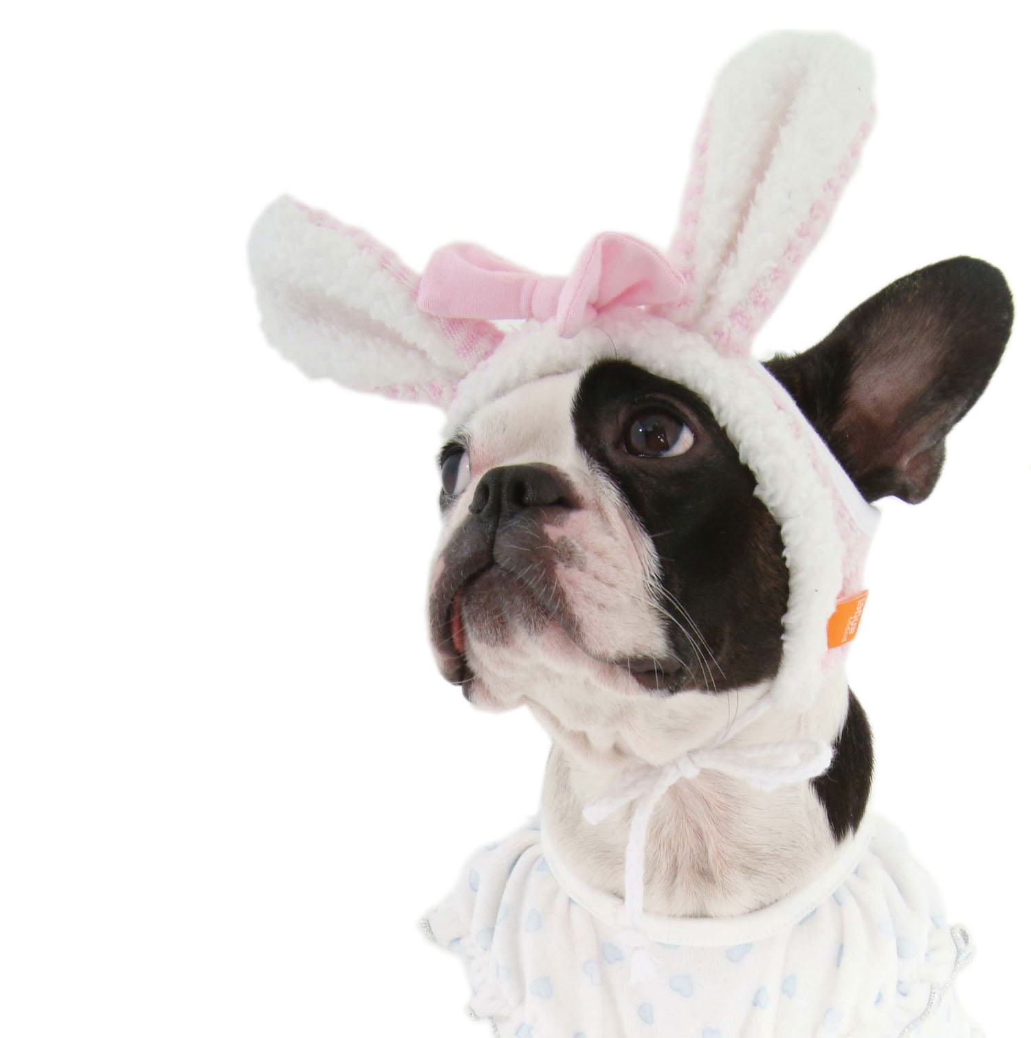Funny Bunny Bonnet Pink