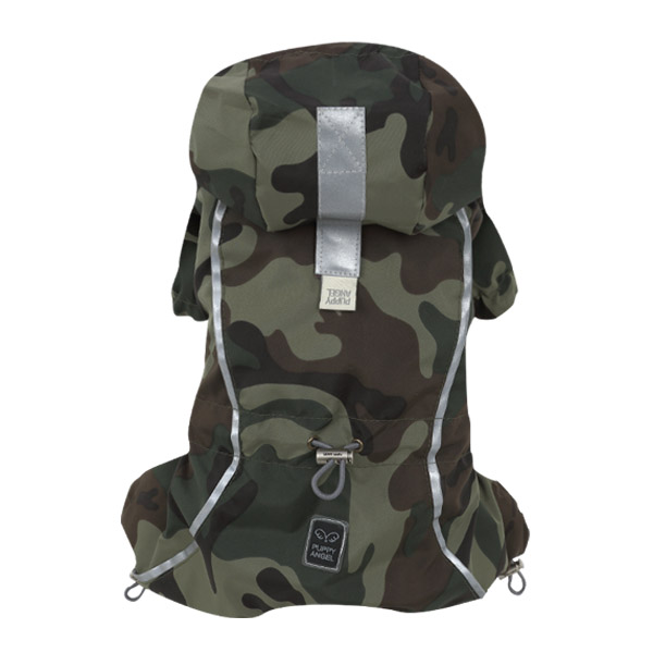 Urban Outdoor Regnoverall - Camo