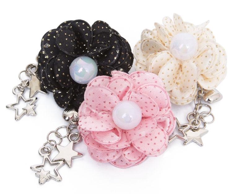 Sparkling Star Flower Bow