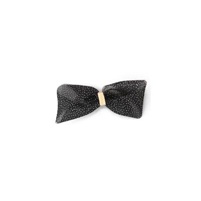 Club Bow Hair Pin