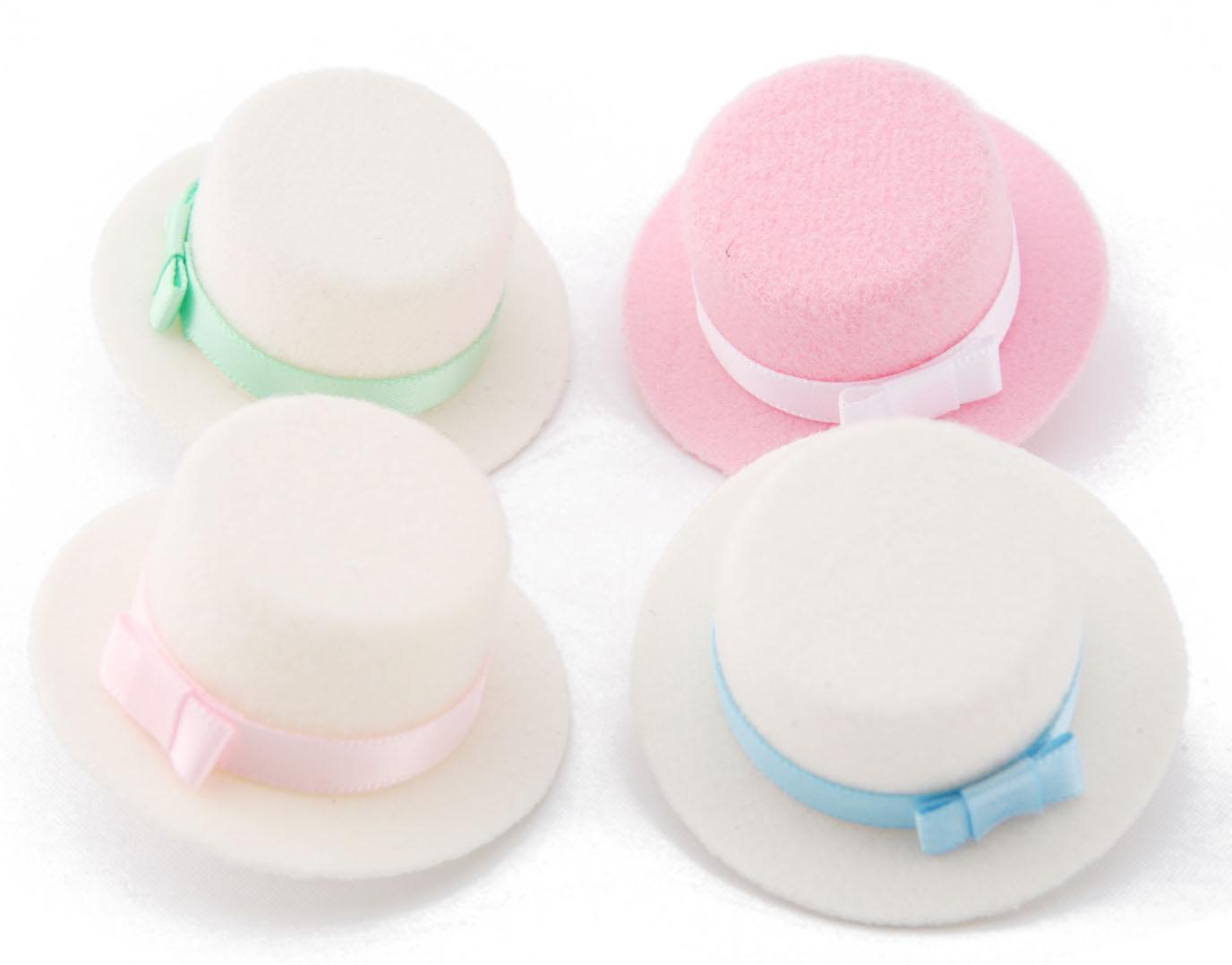 Top Hat Hair Pin - Hundkläder