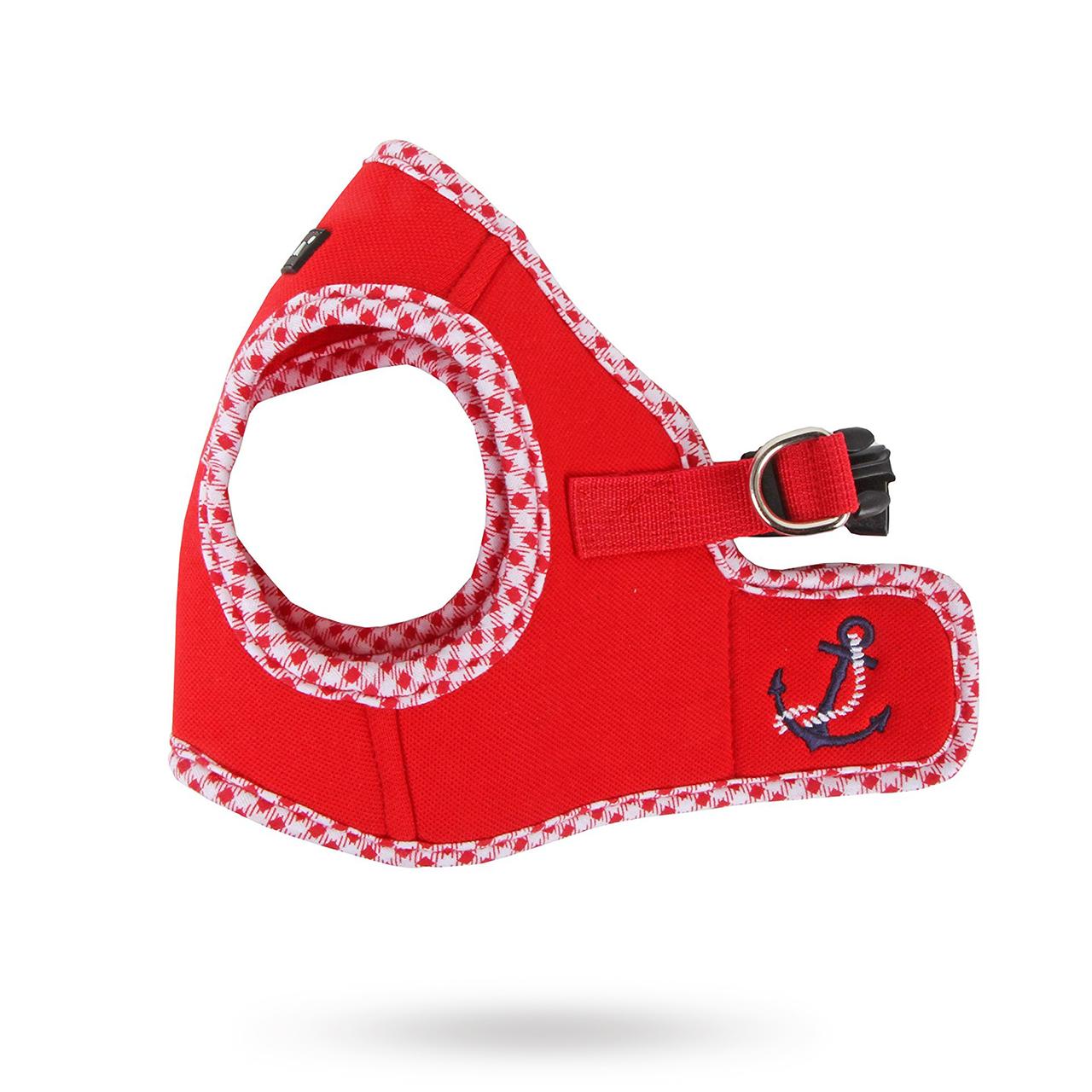 ATTICUS Red - Jacket Hundsele