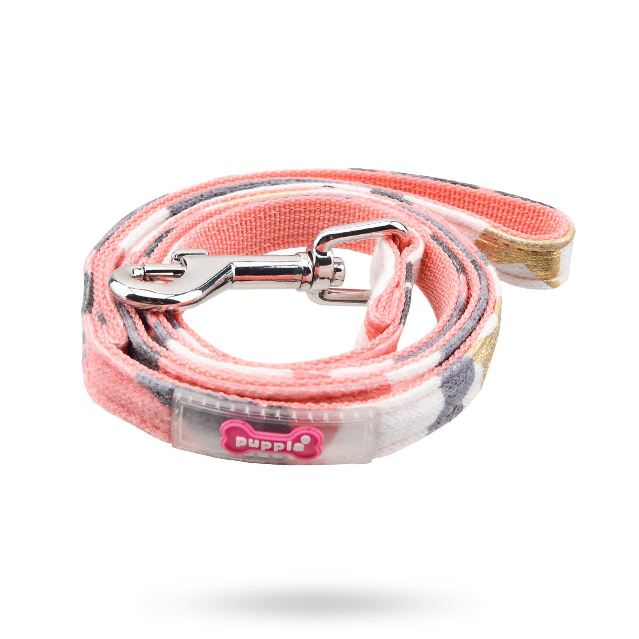 Ensign Pink Camo - Hundkoppel i Tyg