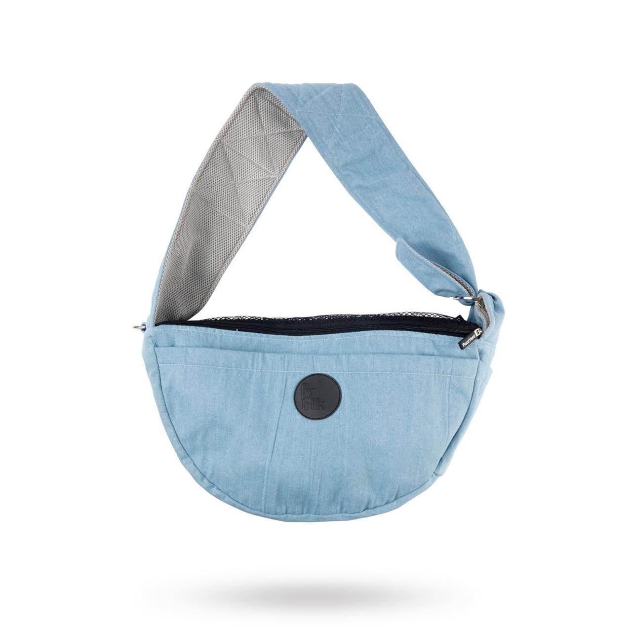 Carry Bag - Blå Hundväska