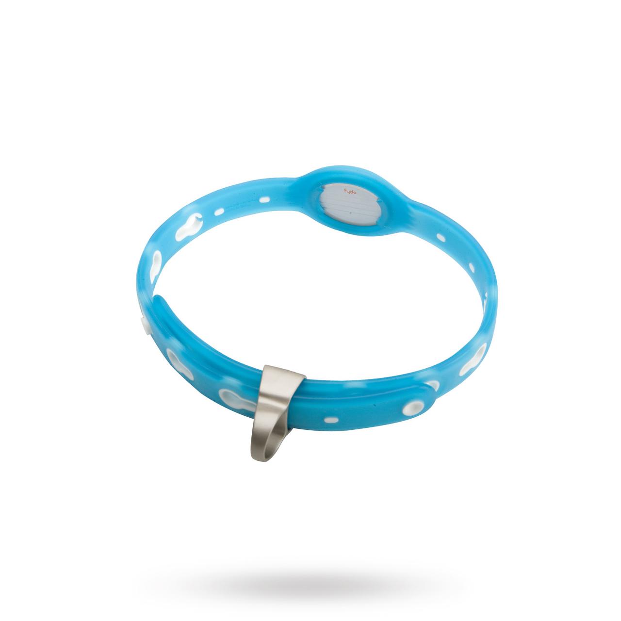 Fydo Action Halsband Blå