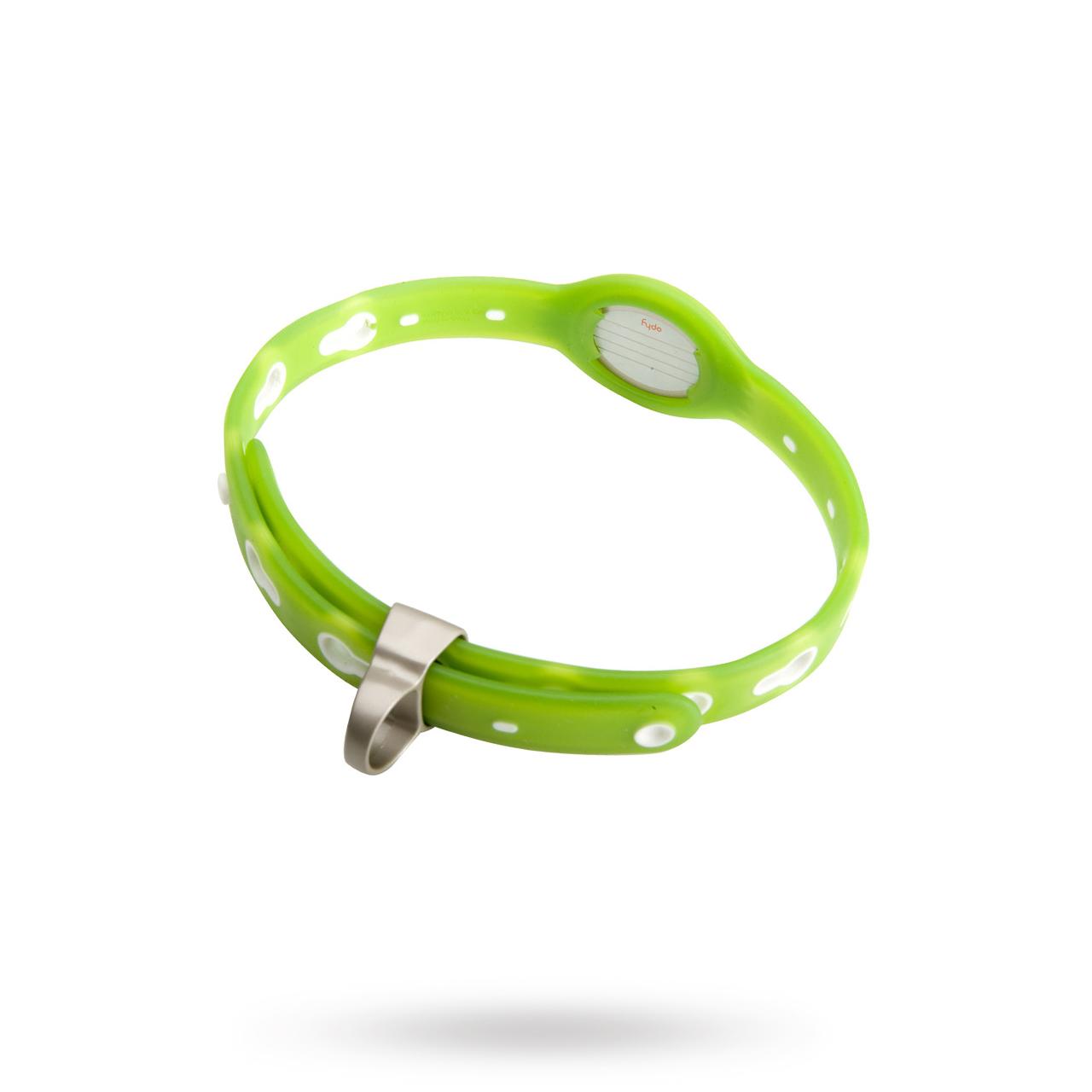 Fydo Action Halsband Grön