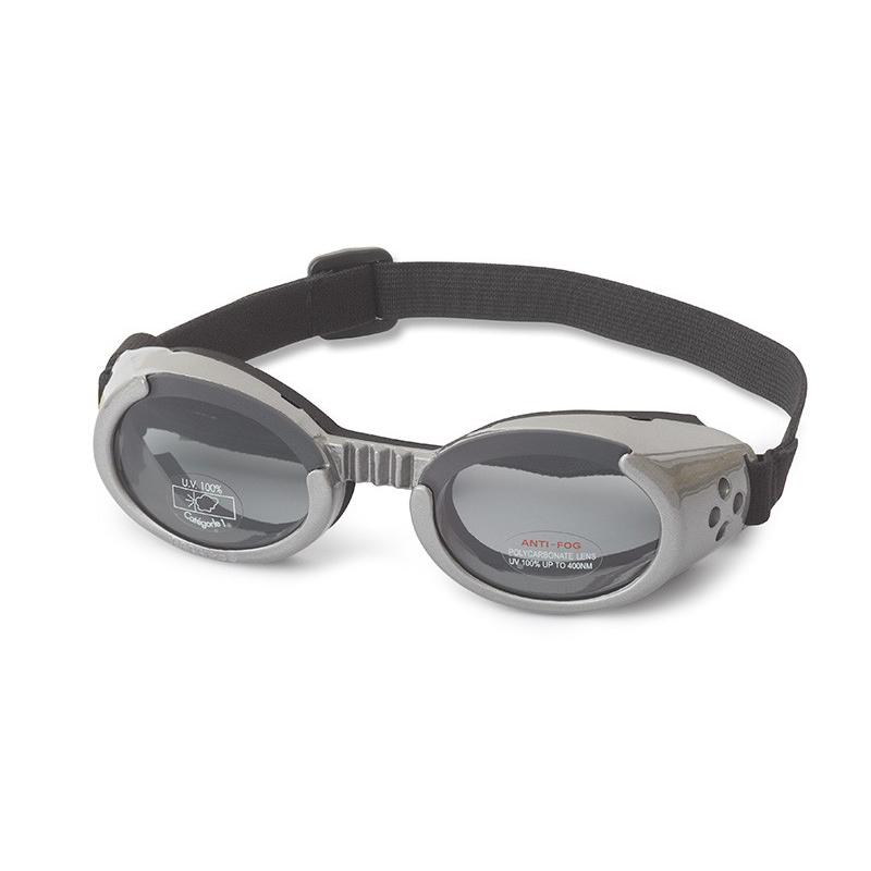 Hundglasögon ILS - Gray / Smoke Lens - Hundkläder