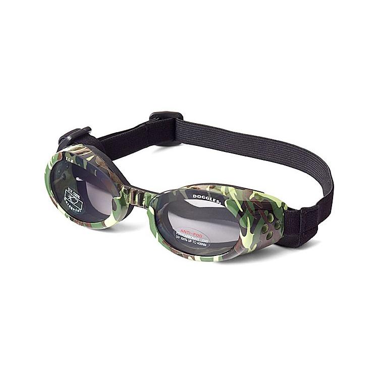 Hundglasögon ILS - Camo / Smoke Lens - Hundkläder