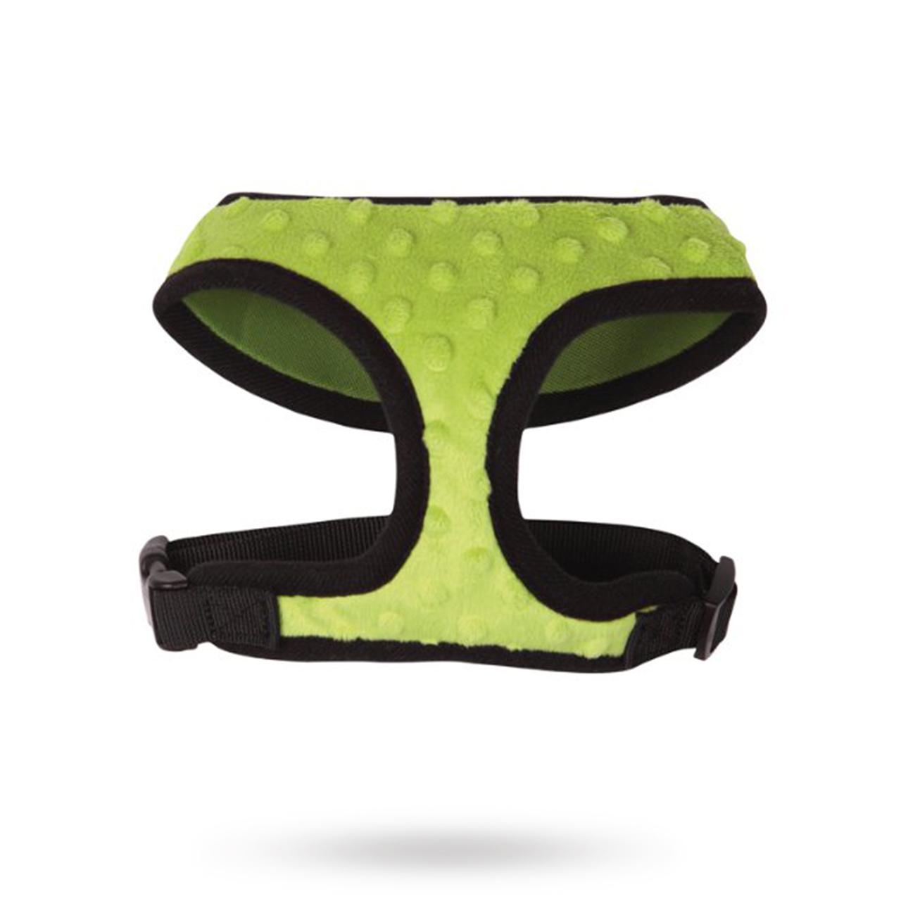 Dimple Plush Sele Grön
