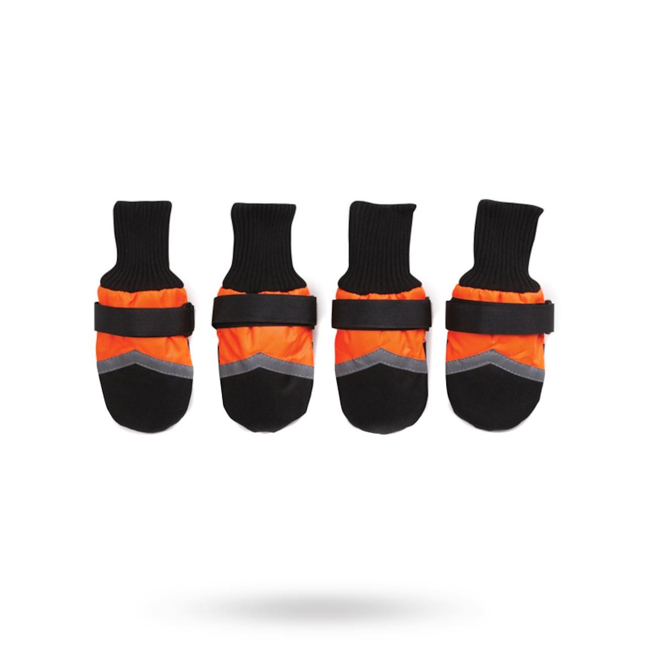 Dog Boots - Orange