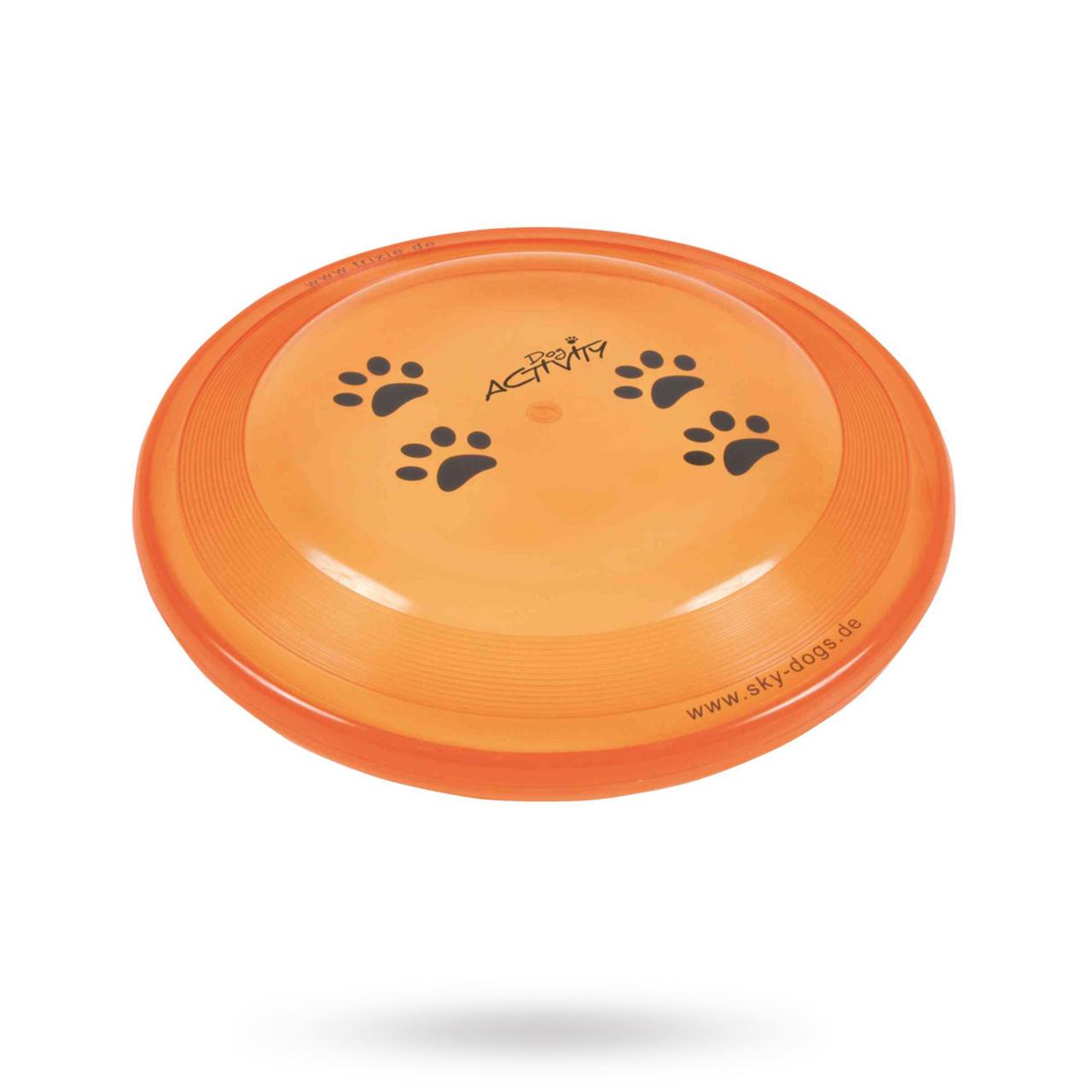Bittålig Frisbee Plast ø23 cm