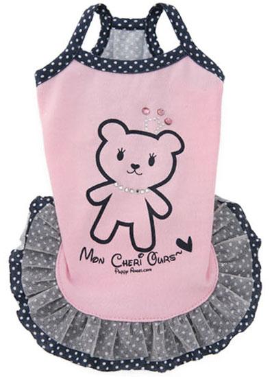 Bear Dolly Dress - Hundkläder