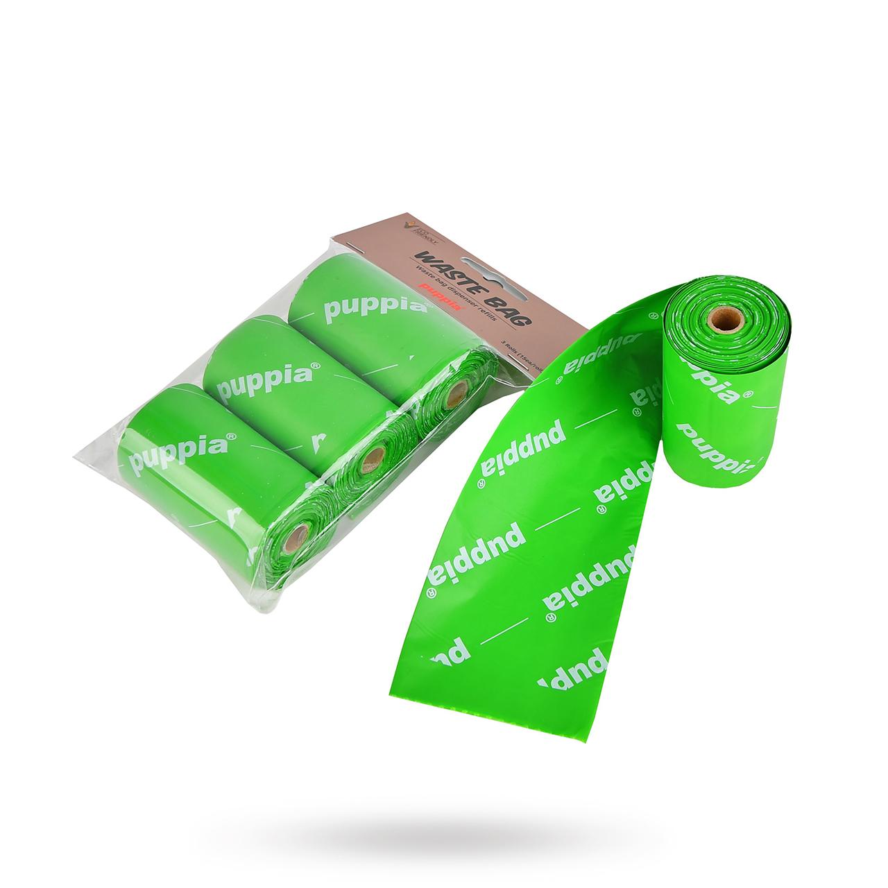 Miljövänliga bajspåsar 3-pack