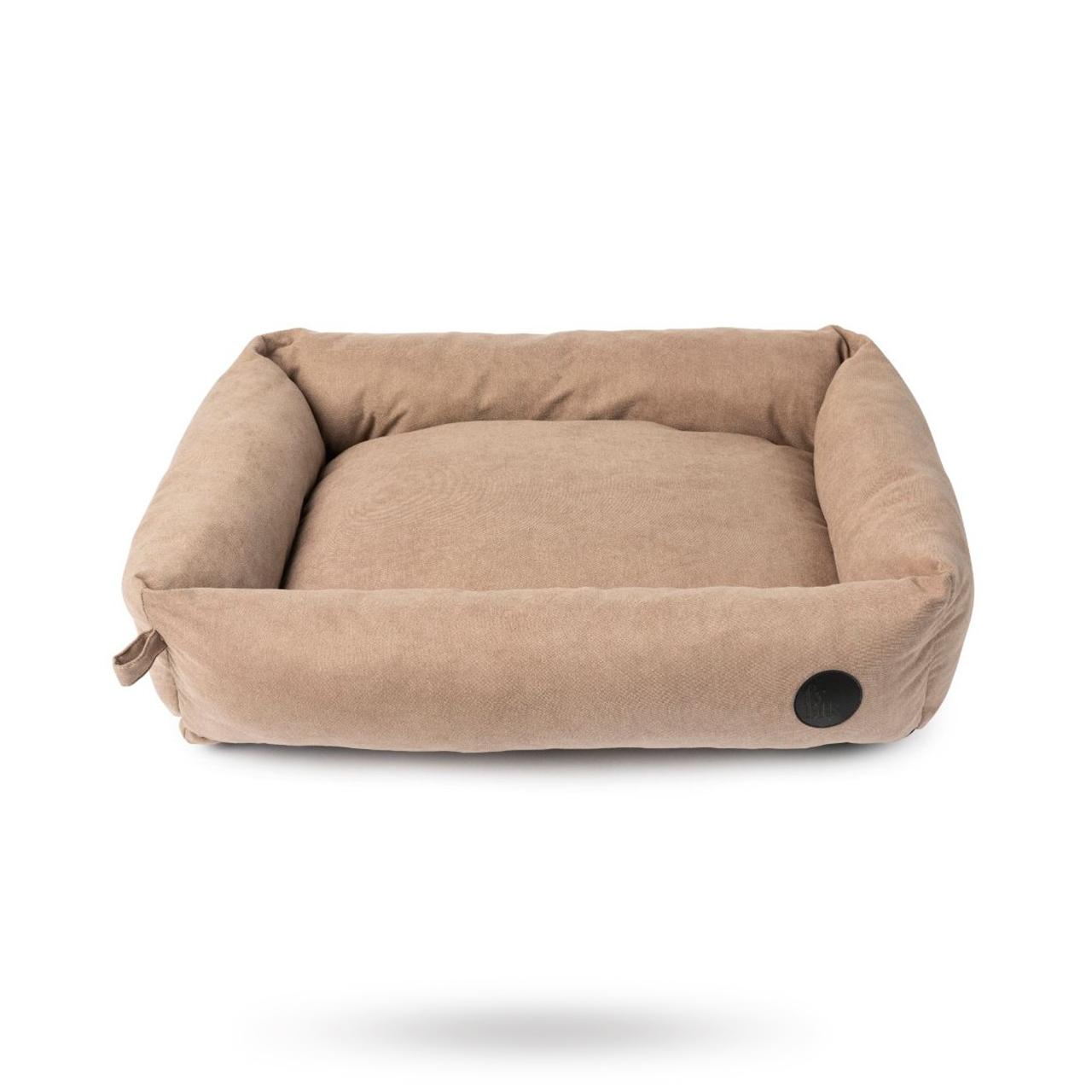 Lounge Bed Mocca - Hundbädd Small