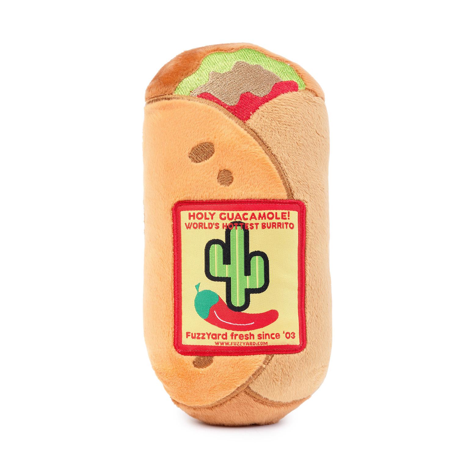 Mjuk Hundleksak - Burrito