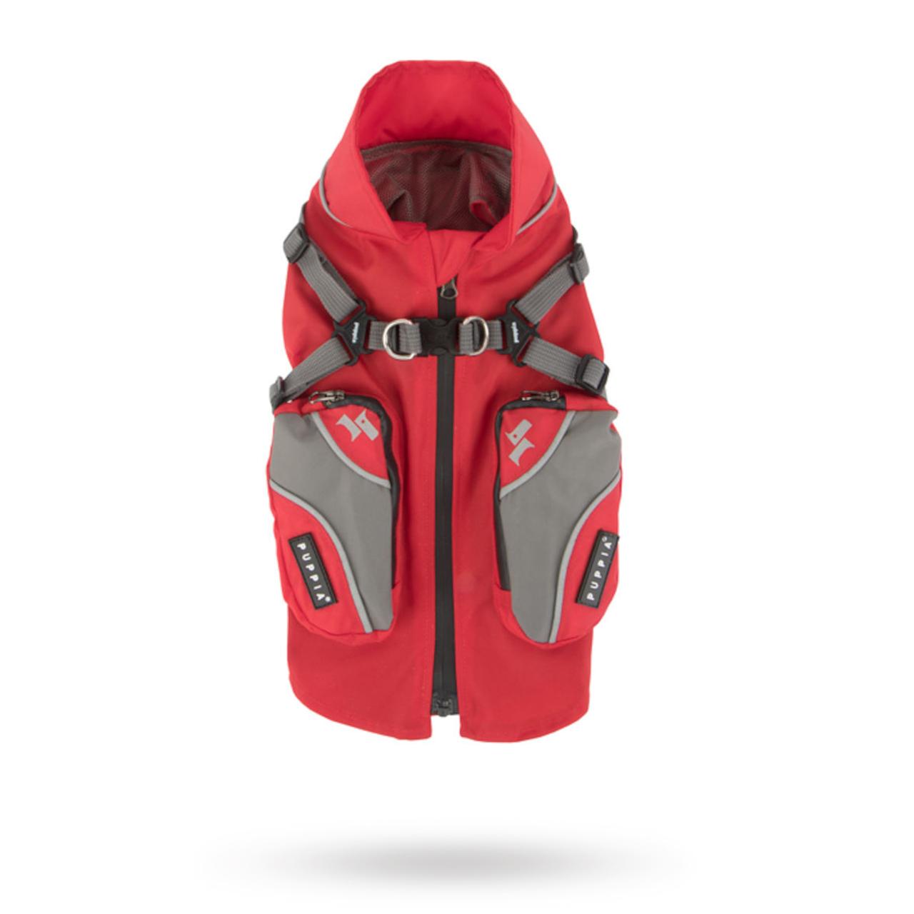 Teton - Regntäcke med Reflex - Hundkläder