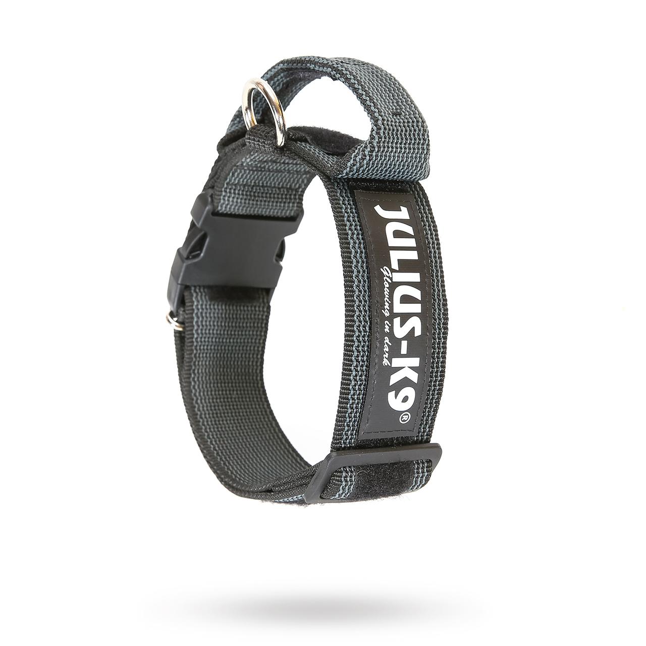 Julius K9 SuperGrip Halsband Svart