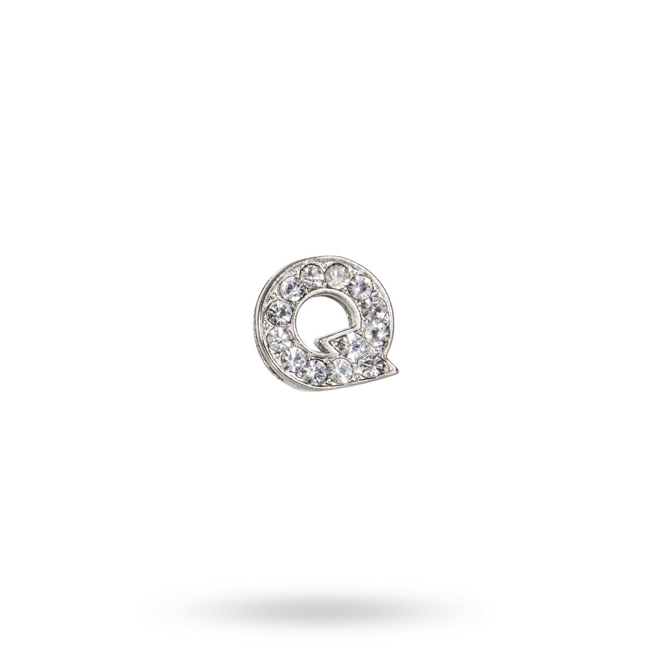 Rhinestone Crystal Letters Q