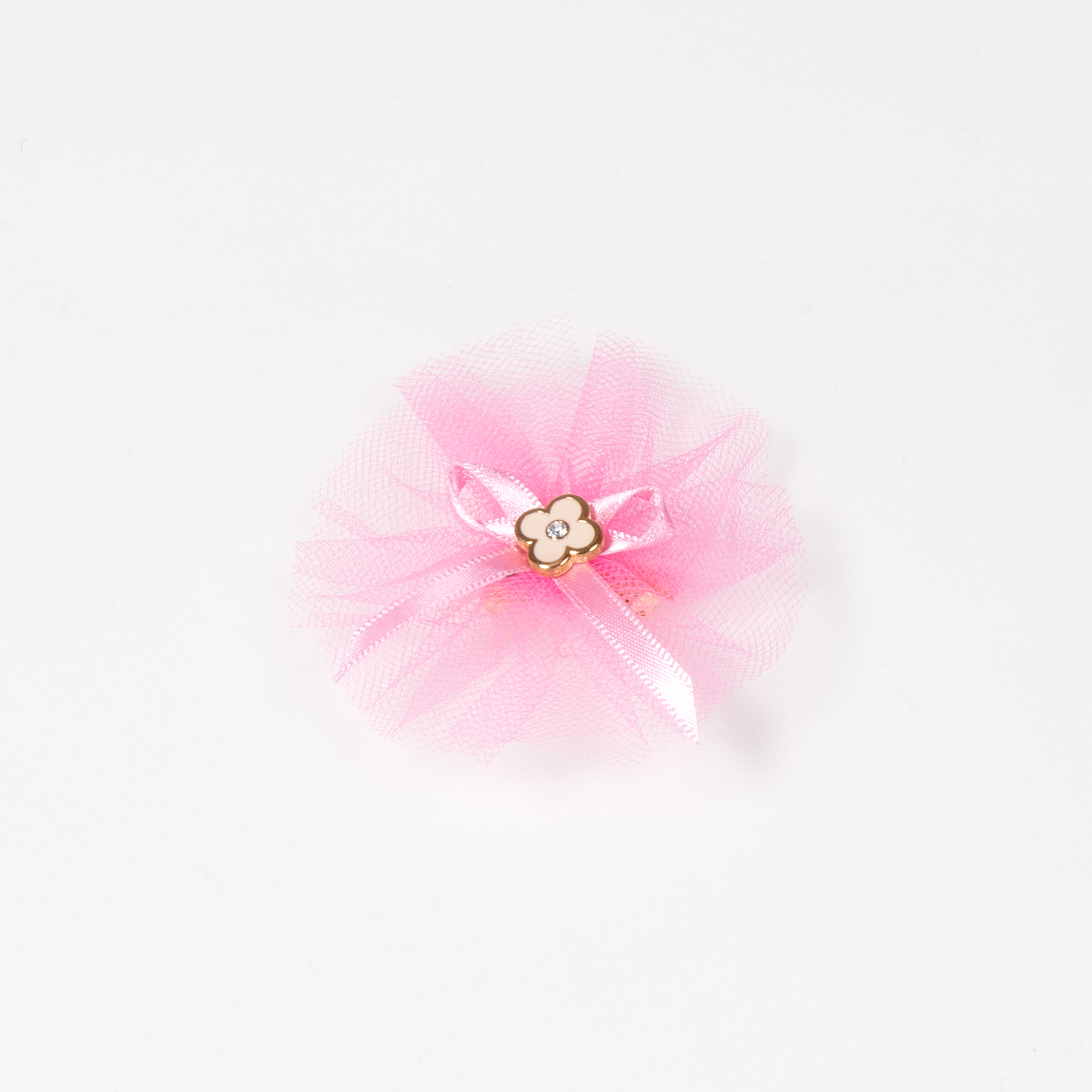 Spets Flower Ribbon Hairpin