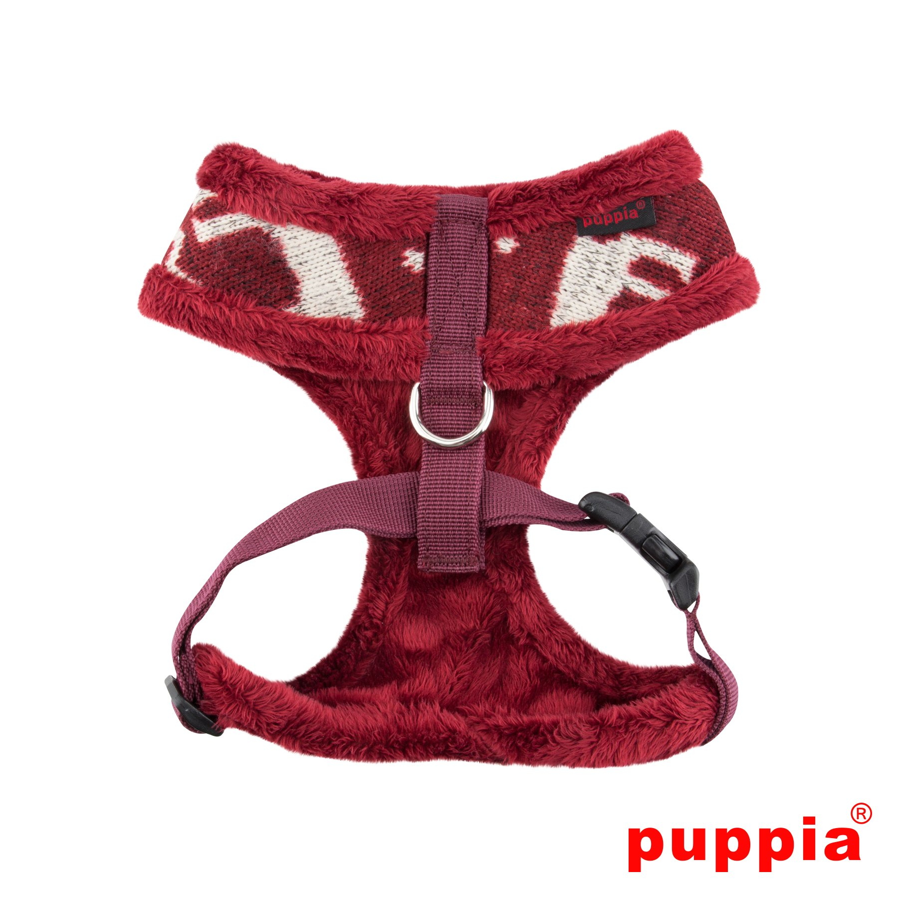 Cupid Harness A - Red