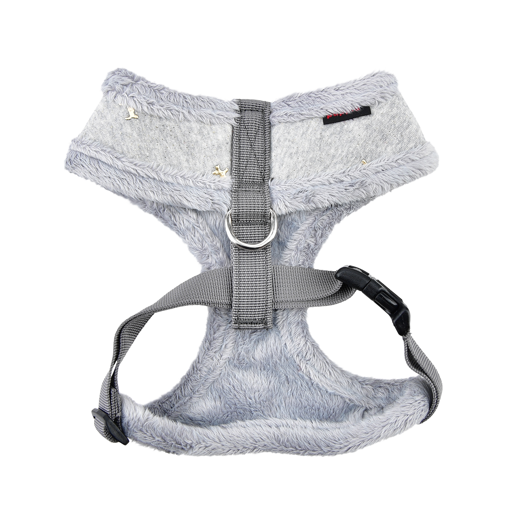 Gia Harness A - ML. Grey