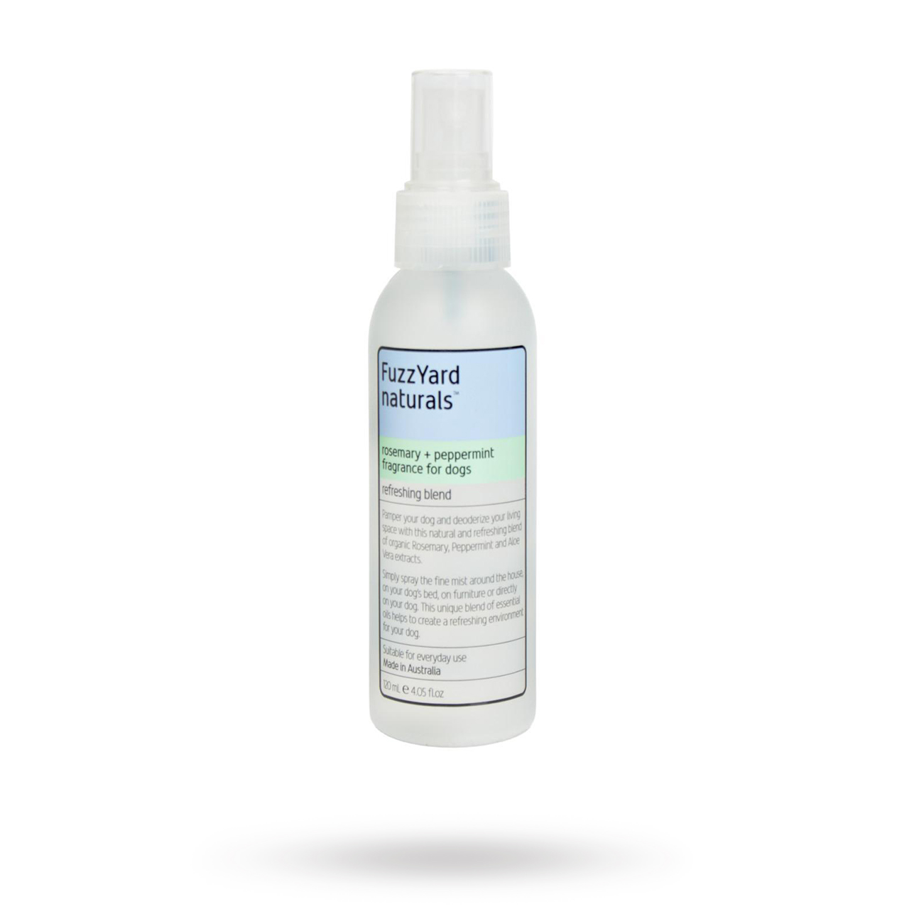 Rosmarin/Pepparmynta Uppfräschande Spray 120 ml