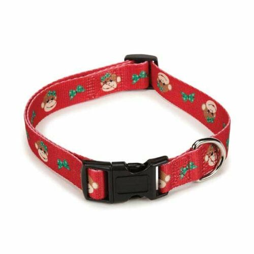 Holiday Monkey Business Halsband - Röd