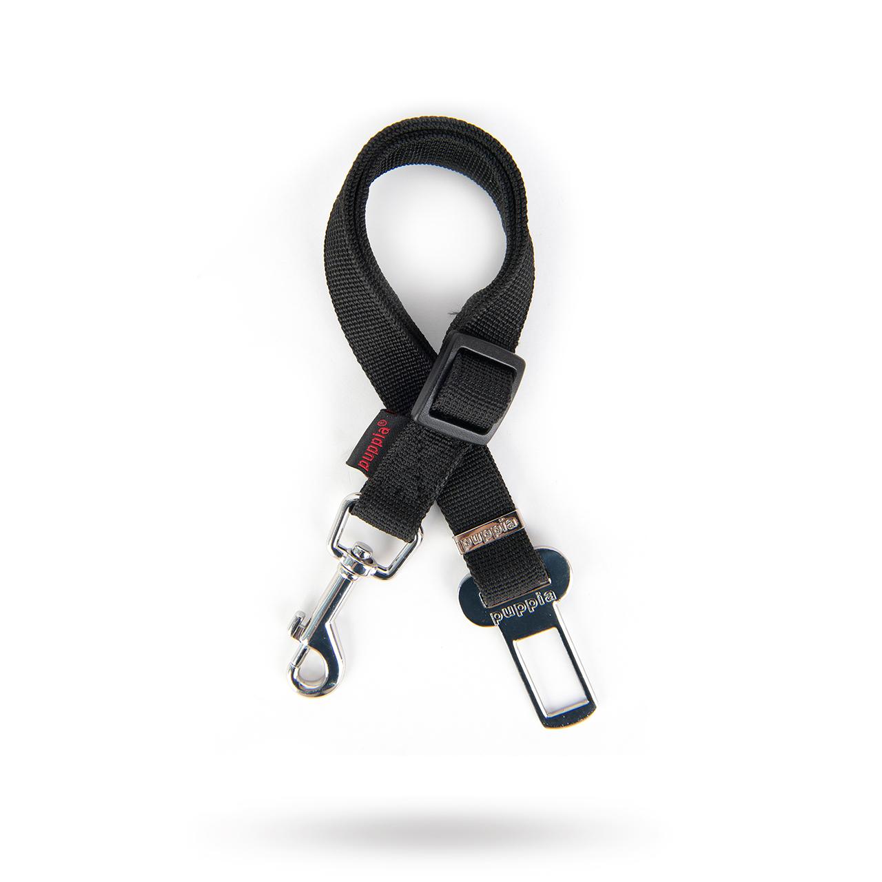 Simple Dog Black - Koppling till Bilbälteshållare