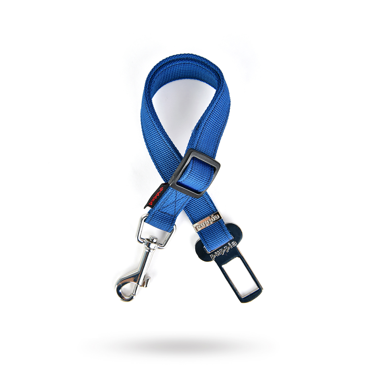 Simple Dog Royal Blue - Koppling till Bilbälteshållare