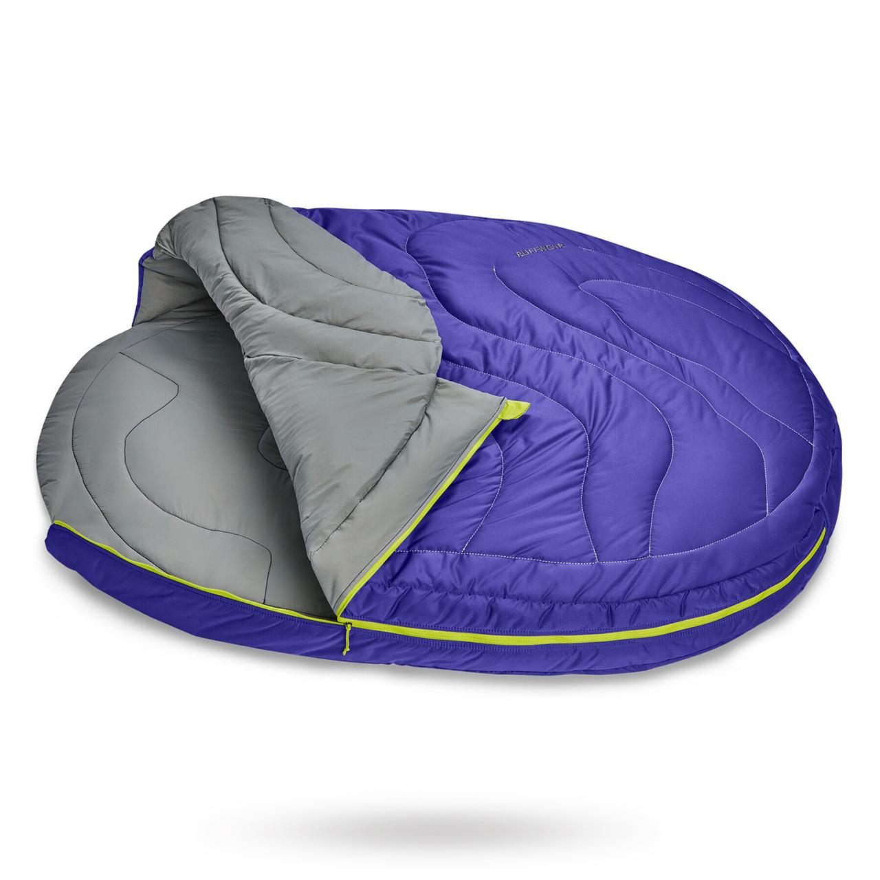 Highlands Dog Sleeping Bag Huckleberry Blue Sovsäck