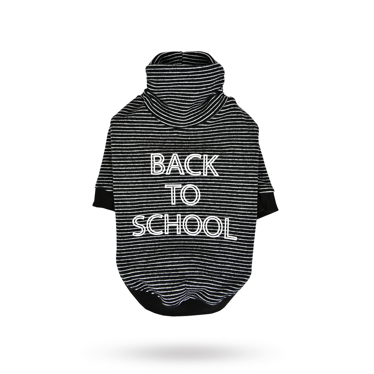 Back To School Black - Hundtröja