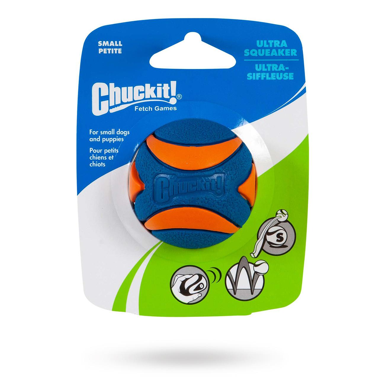 Ultra Squeaker Ball