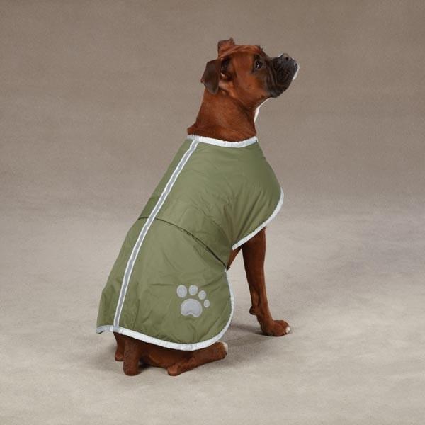 Nor'easter Blanket Coat - Grön
