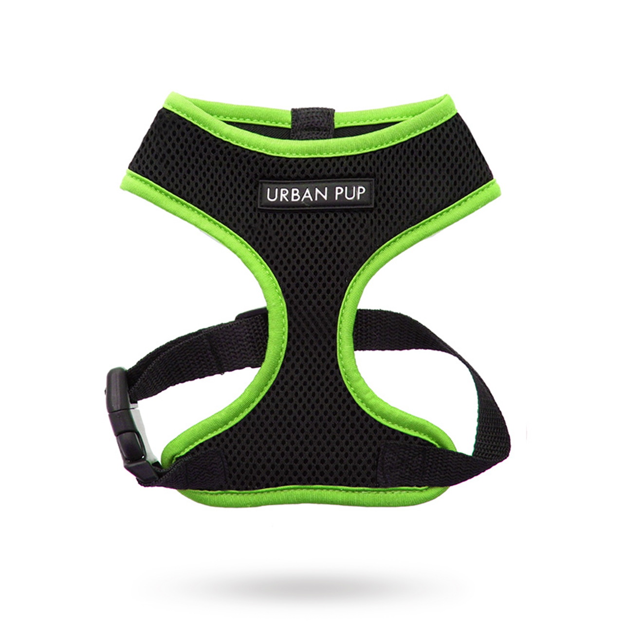 Active Mesh Neon Hundsele - Grön