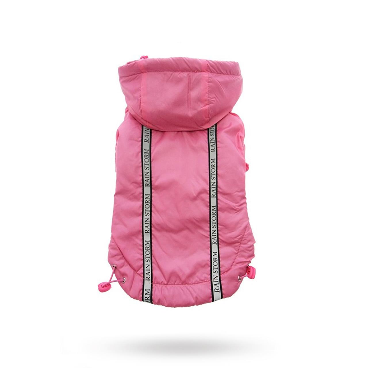 Pink Rainstorm Regntäcke