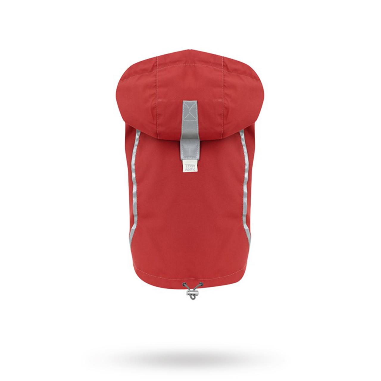 Urban Outdoor Raincoat - Red