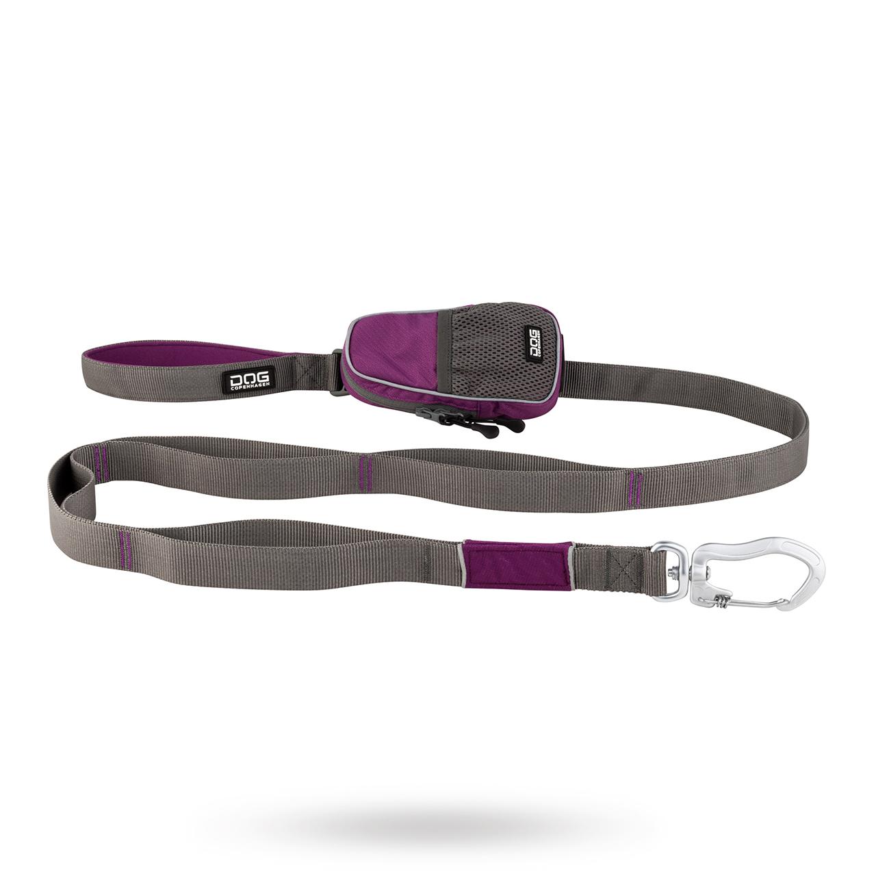 Urban Trail Leash Hundkoppel - Purple Passion