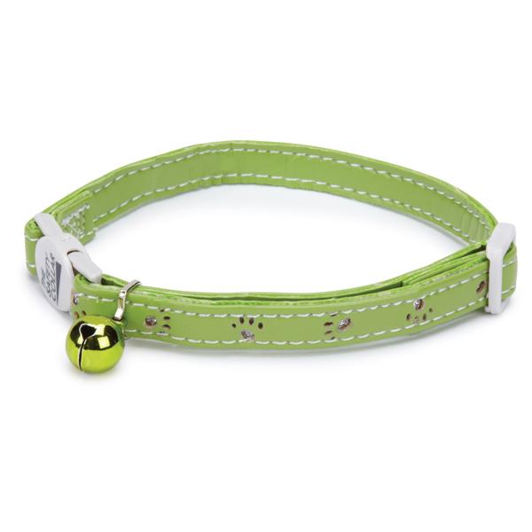 Sparkle Paw Katt Halsband Grön