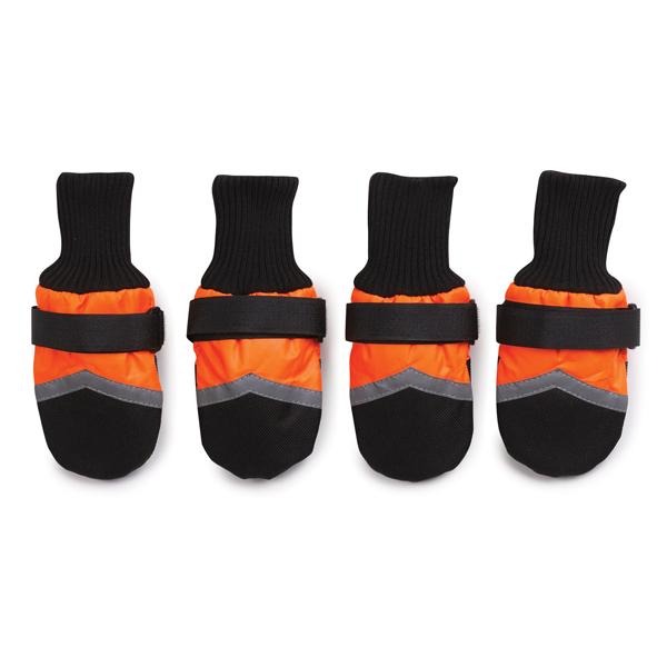 Dog Boots - Orange - Hundkläder