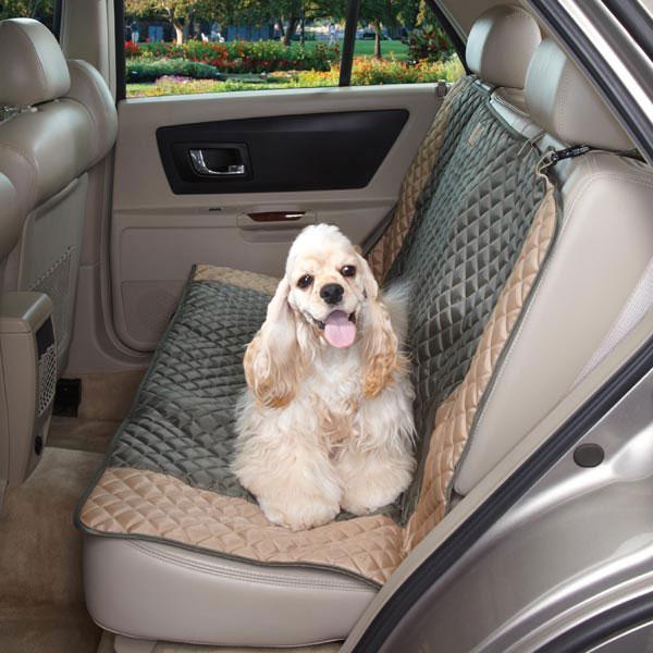 Fairfield Car Seat Cover